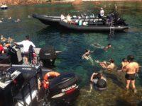 aTaxi Boat Semi Rigide Skipper Cannes Monaco Saint Tropez